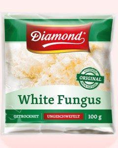 Setas coliflor o White Fungus