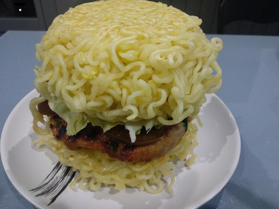 Remen Burger mundonipon
