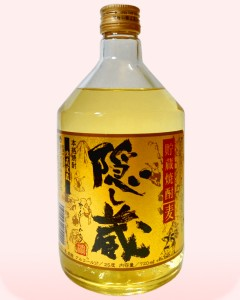 Aguardiente de trigo (Shochu Hamada) 720 ml.
