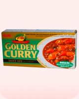Golden Curry Semi-Picante