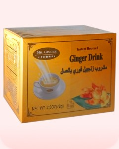 Jengibre soluble Mr. Ginger GRANDE